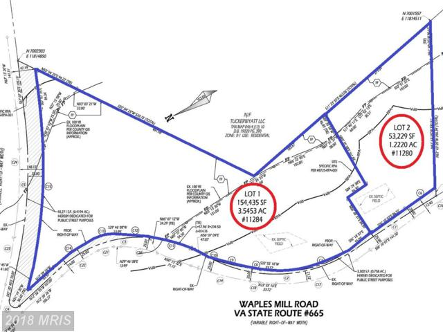 11284 Waples Mill Road, Oakton, VA 22124 (#FX10325978) :: Arlington Realty, Inc.