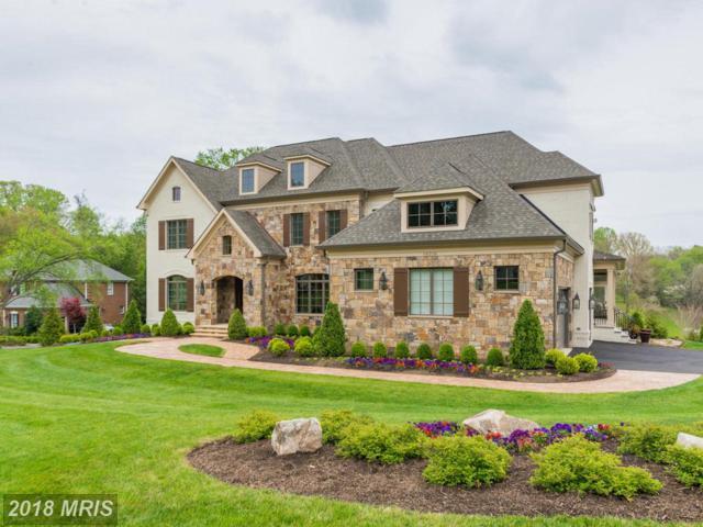 10210 Mallory Estate Drive, Great Falls, VA 22066 (#FX10326411) :: Browning Homes Group