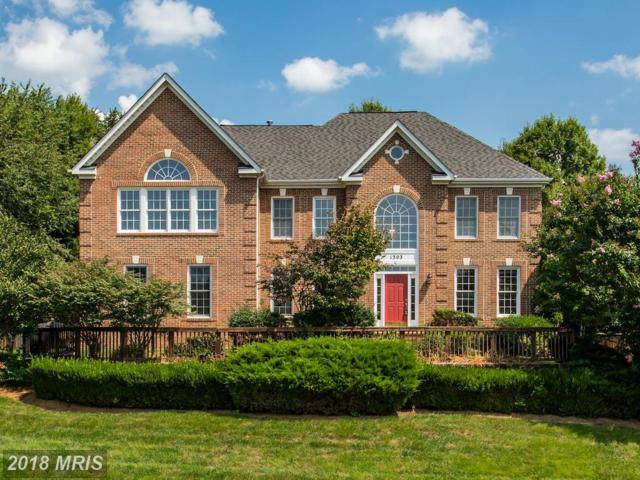 1303 Chamberlain Woods Way, Vienna, VA 22182 (#FX10334349) :: The Belt Team