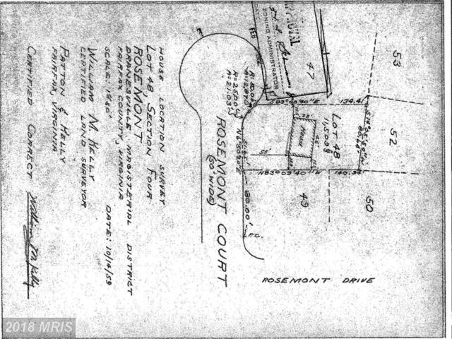 1615 Rosemont Court, Mclean, VA 22101 (#FX10340914) :: Keller Williams Pat Hiban Real Estate Group