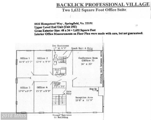 5532 Hempstead Way 25U, Springfield, VA 22151 (#FX10341966) :: The Greg Wells Team