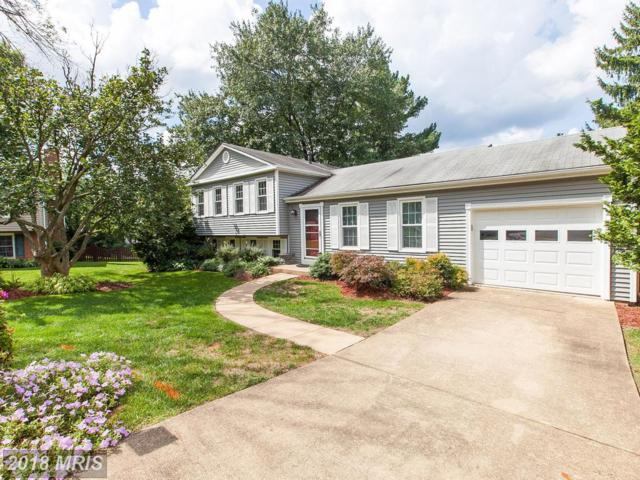 5418 Rumsford Lane, Burke, VA 22015 (#FX10343697) :: Tom & Cindy and Associates