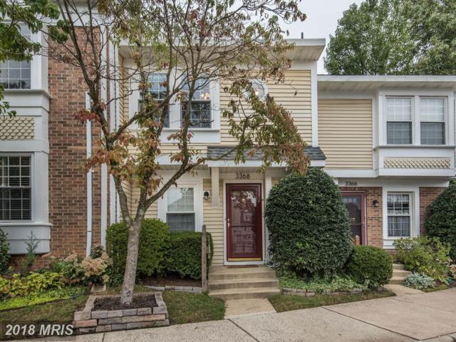 3368 Lakeside View Drive 14-7, Falls Church, VA 22041 (#FX10349901) :: The Foster Group