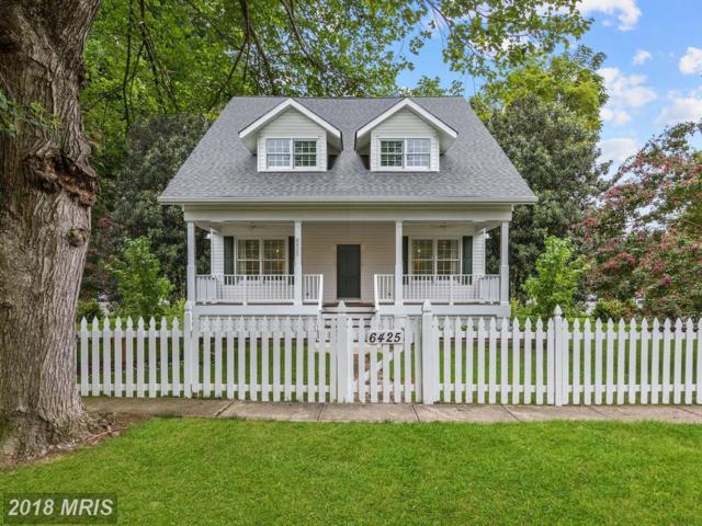 6425 10TH Street, Alexandria, VA 22307 (#FX10350188) :: Colgan Real Estate