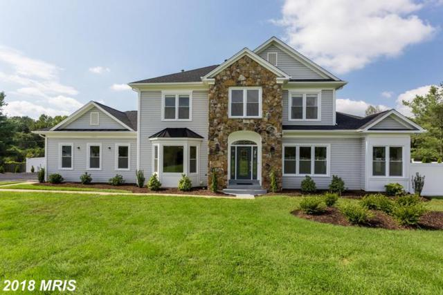 10807 Piney Pond Drive, Great Falls, VA 22066 (#FX10351460) :: The Putnam Group