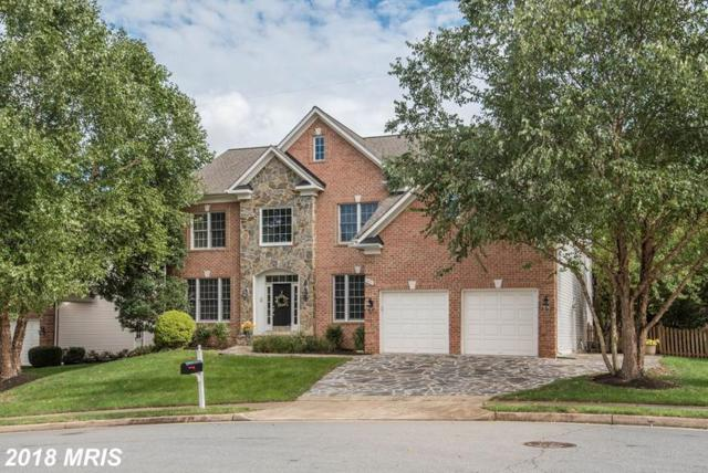 9451 Brenner Court, Vienna, VA 22180 (#FX10351999) :: Labrador Real Estate Team