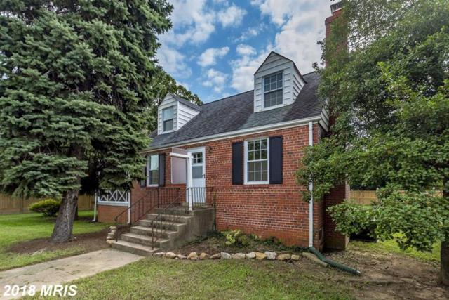 6528 Summerton Way, Springfield, VA 22150 (#FX10352365) :: Zadareky Group/Keller Williams Realty Metro Center