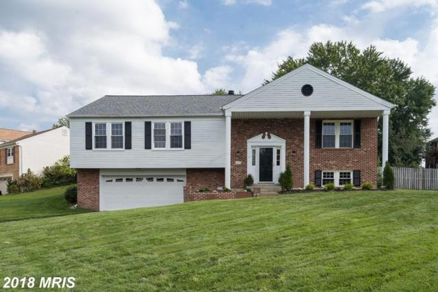 9533 Burning Branch Road, Burke, VA 22015 (#FX10352928) :: Tom & Cindy and Associates