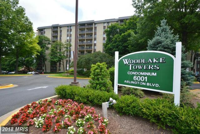 6001 Arlington Boulevard T15, Falls Church, VA 22044 (#FX9011795) :: SURE Sales Group