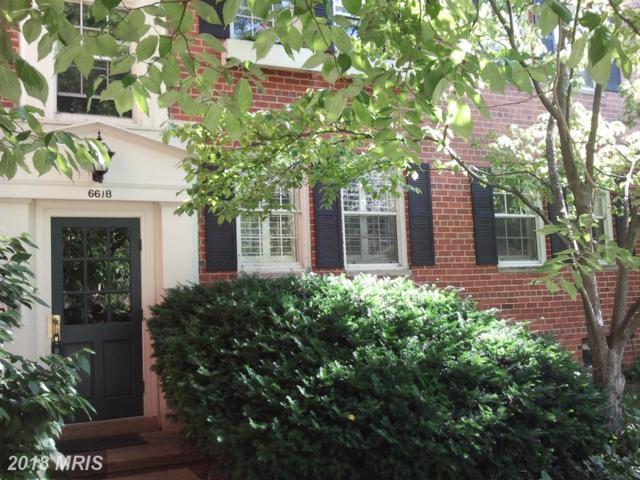6618 Boulevard View A2, Alexandria, VA 22307 (#FX9012954) :: Green Tree Realty