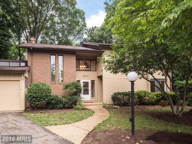 1500 Mintwood Drive, Mclean, VA 22101 (#FX9012989) :: The Belt Team