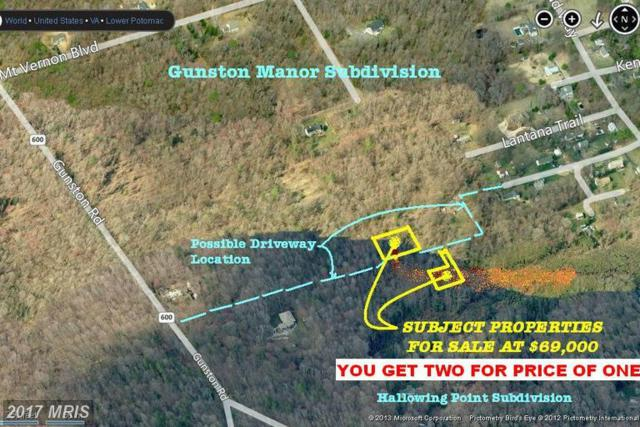 0 Nicotine Trail, Lorton, VA 22079 (#FX9833326) :: LoCoMusings