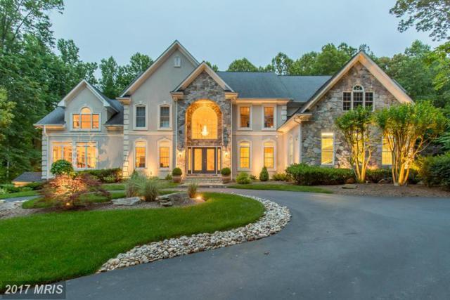 5026 Huntwood Manor Drive, Fairfax, VA 22030 (#FX9922639) :: LoCoMusings