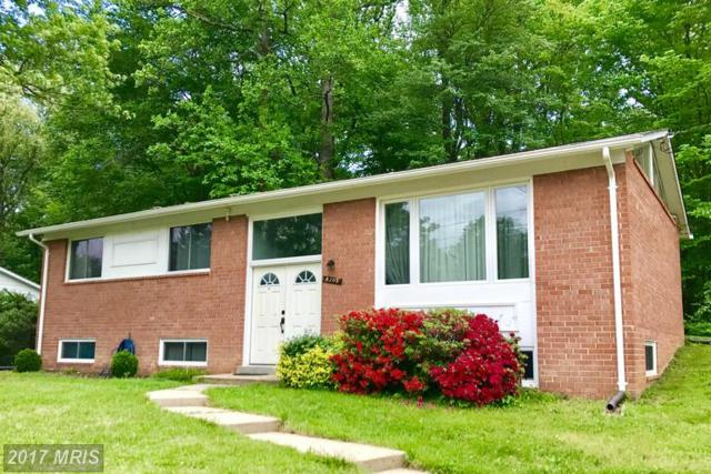 8205 Springfield Village Drive, Springfield, VA 22152 (#FX9928015) :: LoCoMusings