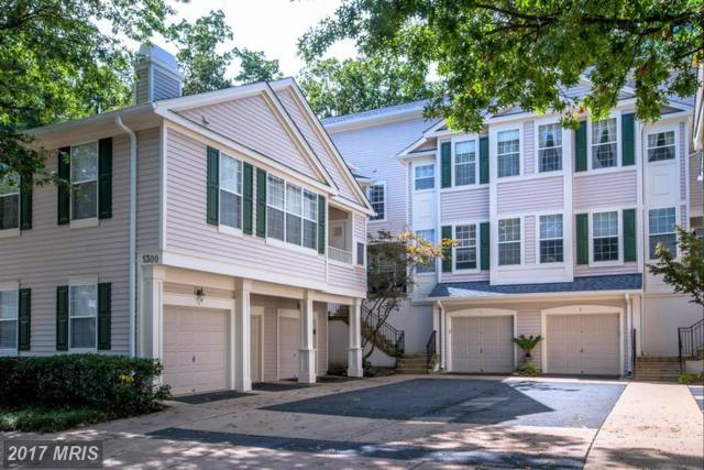 1300-G Windleaf Drive #151, Reston, VA 20194 (#FX9936859) :: LoCoMusings