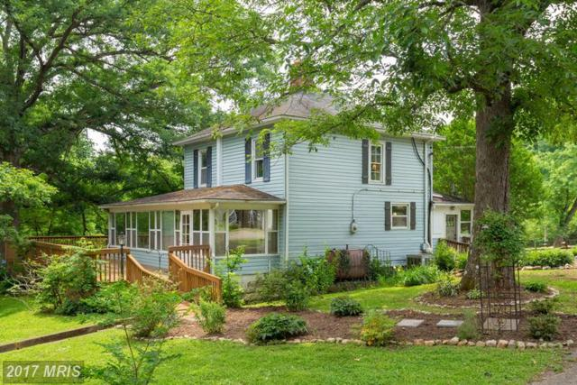7424 Clifton Road, Clifton, VA 20124 (#FX9985549) :: Browning Homes Group