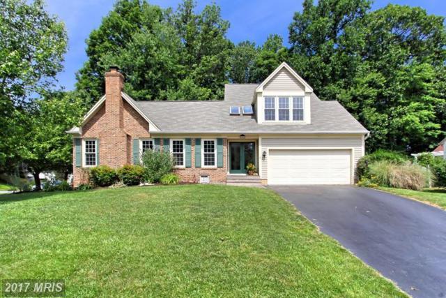 8004 Oak Hollow Lane, Fairfax Station, VA 22039 (#FX9985579) :: Browning Homes Group