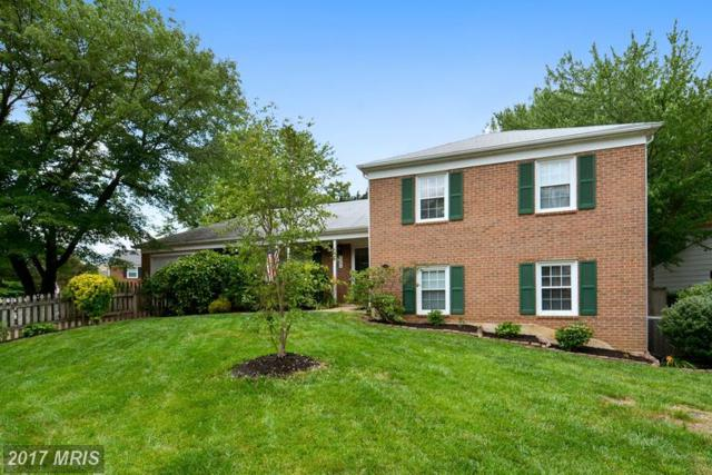 1108 Treeside Lane, Herndon, VA 20170 (#FX9986150) :: The Belt Team