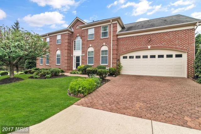 8501 Ashgrove Plantation Circle, Vienna, VA 22182 (#FX9986245) :: Network Realty Group