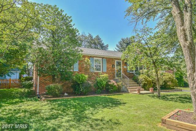 631 Tazewell Road NW, Vienna, VA 22180 (#FX9986367) :: Robyn Burdett Real Estate Group