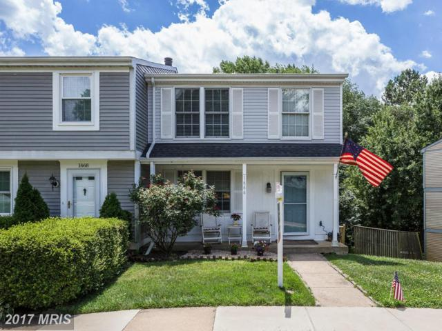 1666 Barnstead Drive, Reston, VA 20194 (#FX9986388) :: Ultimate Selling Team