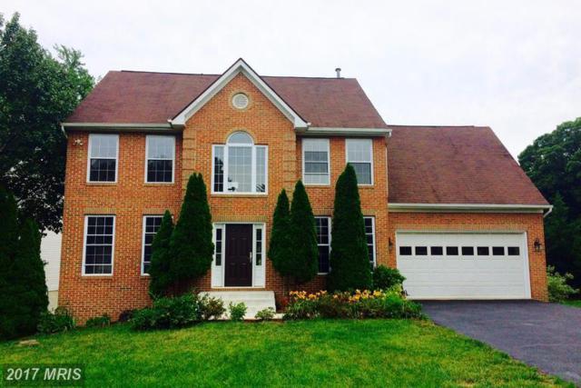 427 Madison Forest Drive, Herndon, VA 20170 (#FX9986980) :: Robyn Burdett Real Estate Group