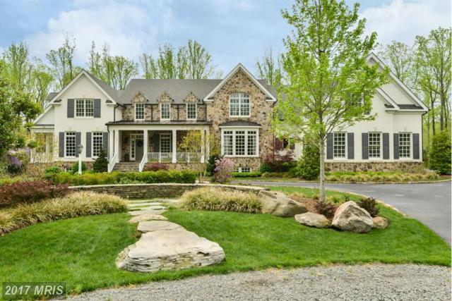 9697 Mill Ridge Lane, Great Falls, VA 22066 (#FX9987396) :: Colgan Real Estate