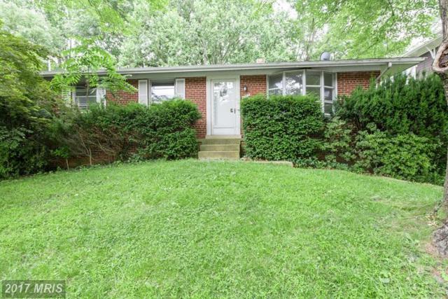 1107 Lakewood Drive SW, Vienna, VA 22180 (#FX9987428) :: Colgan Real Estate