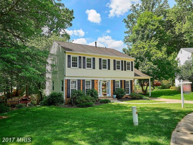 8803 Aquary Court, Springfield, VA 22153 (#FX9988721) :: Robyn Burdett Real Estate Group