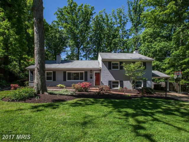 6351 Carolyn Drive, Falls Church, VA 22044 (#FX9988917) :: Robyn Burdett Real Estate Group