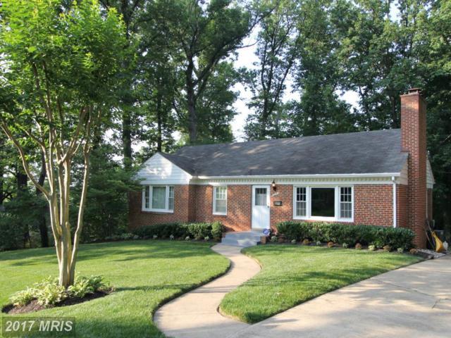 2235 Highland Avenue, Falls Church, VA 22046 (#FX9989002) :: Robyn Burdett Real Estate Group