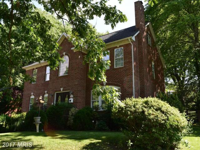 7047 Bradley Circle, Annandale, VA 22003 (#FX9989082) :: Robyn Burdett Real Estate Group
