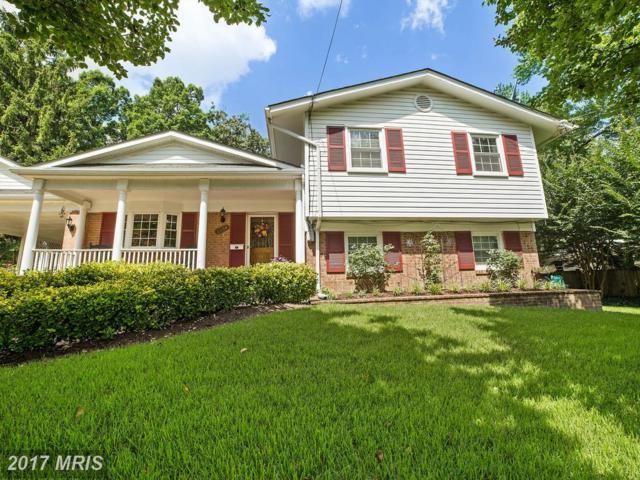 6004 Jennings Lane, Springfield, VA 22150 (#FX9997309) :: Pearson Smith Realty