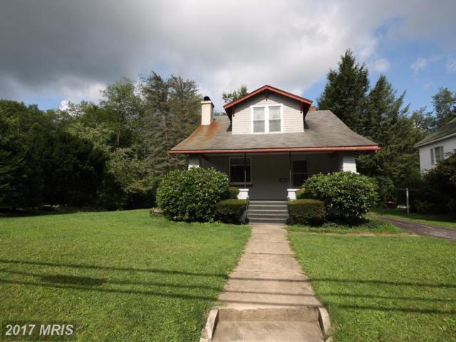 543 Third Street, Oakland, MD 21550 (#GA10026829) :: Pearson Smith Realty