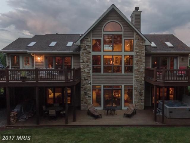316 Moonrise Drive, Swanton, MD 21561 (#GA10048371) :: Pearson Smith Realty