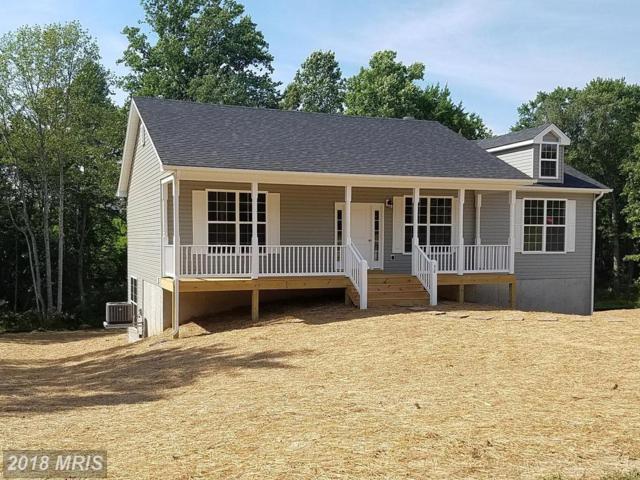 1 Cedar Run Road, Ruckersville, VA 22968 (#GR10179515) :: RE/MAX Cornerstone Realty