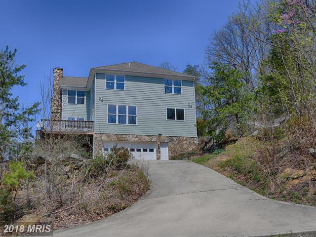 907 Parker Mountain Road, Stanardsville, VA 22973 (#GR10232573) :: RE/MAX Cornerstone Realty