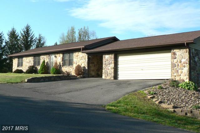 414 Meadow Ridge Drive, Petersburg, WV 26847 (#GT9937751) :: Pearson Smith Realty