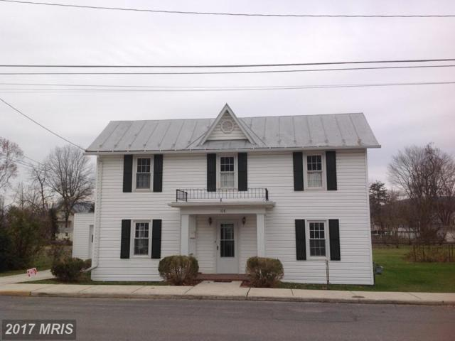 108 Clay Street, Moorefield, WV 26836 (#HD10118121) :: Hill Crest Realty