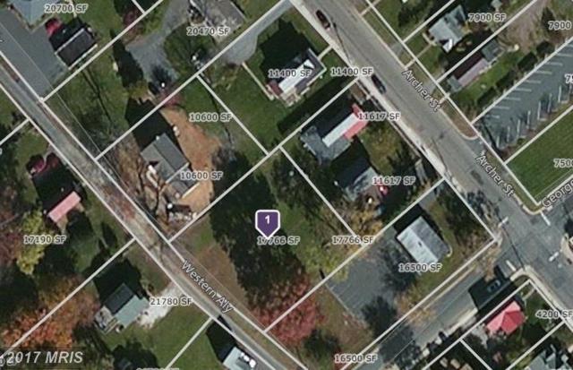 130 Archer Street, Bel Air, MD 21014 (#HR10001616) :: LoCoMusings