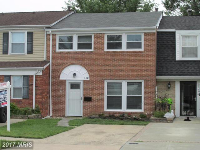 112 Driftwood Court, Joppa, MD 21085 (#HR10018583) :: Pearson Smith Realty
