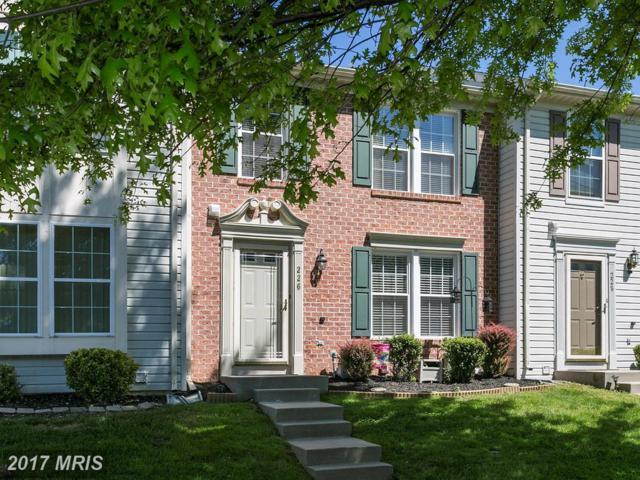 226 Point To Point Square, Bel Air, MD 21015 (#HR10024288) :: Pearson Smith Realty