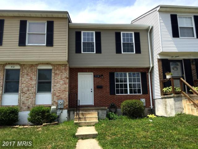 514 Burlington Court, Edgewood, MD 21040 (#HR10049466) :: Pearson Smith Realty