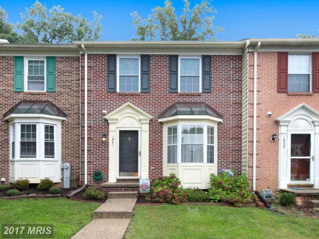 1941 Millington Square, Bel Air, MD 21015 (#HR10049812) :: Pearson Smith Realty