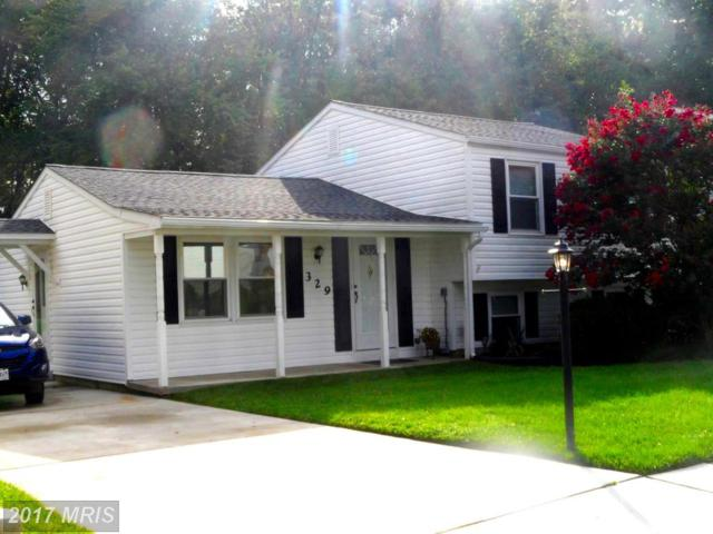 329 Royal Oak Drive, Bel Air, MD 21015 (#HR10059053) :: Pearson Smith Realty