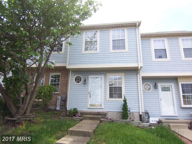 834 Olive Branch Court, Edgewood, MD 21040 (#HR10065105) :: LoCoMusings