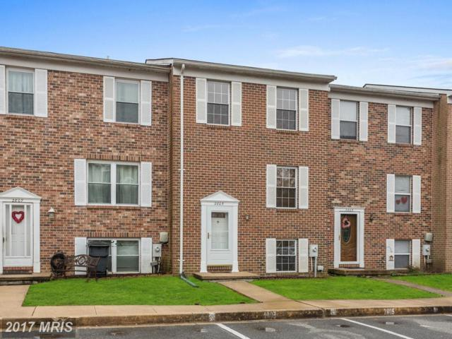 2805 Beckon Drive, Edgewood, MD 21040 (#HR10095057) :: Pearson Smith Realty