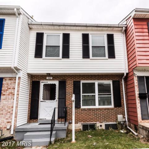 1407 Harford Square Drive, Edgewood, MD 21040 (#HR10096152) :: Pearson Smith Realty