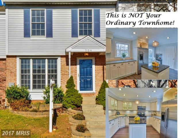 304 Talbot Court, Abingdon, MD 21009 (#HR10107143) :: The Dailey Group