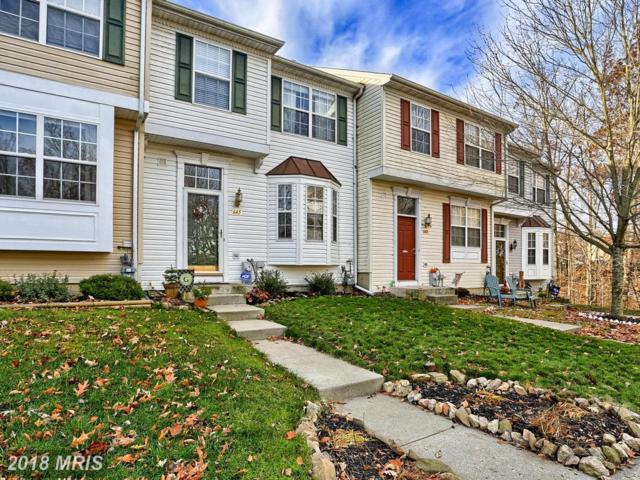 645 Spinnaker Way, Havre De Grace, MD 21078 (#HR10128841) :: Pearson Smith Realty